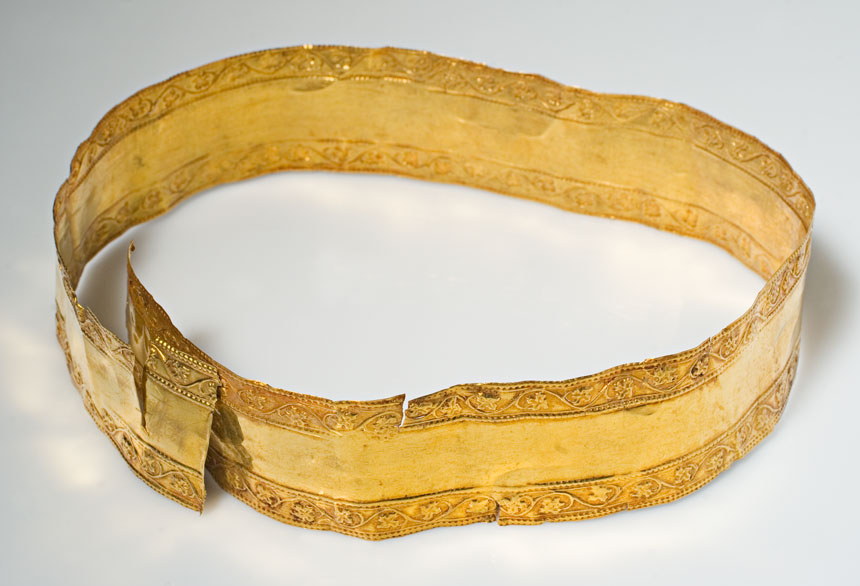 złota blacha ozdobna doksiąg