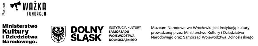 logotypy wystawy Otwarty Teren Sztuki