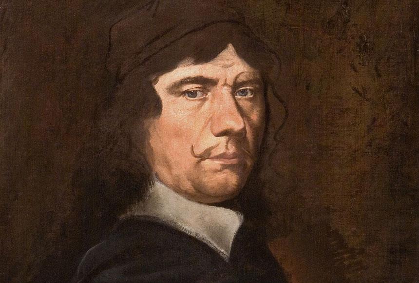 autoportret artysty