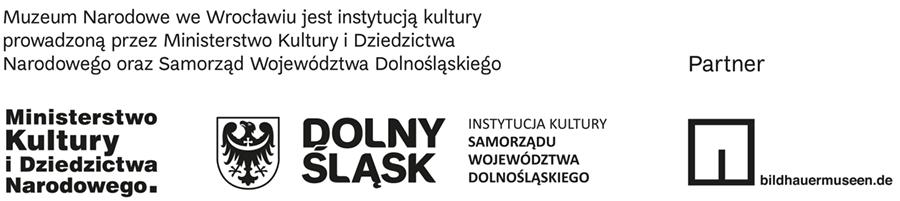 logotypy urzędów sponsorujących ipartnera wystawy