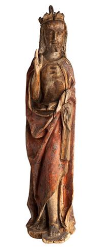 Figura Chrystusa Zmartwychwstałego