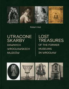 zielona okładka książki Utracone skarby