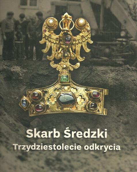 okładka książki Skarb Średzki