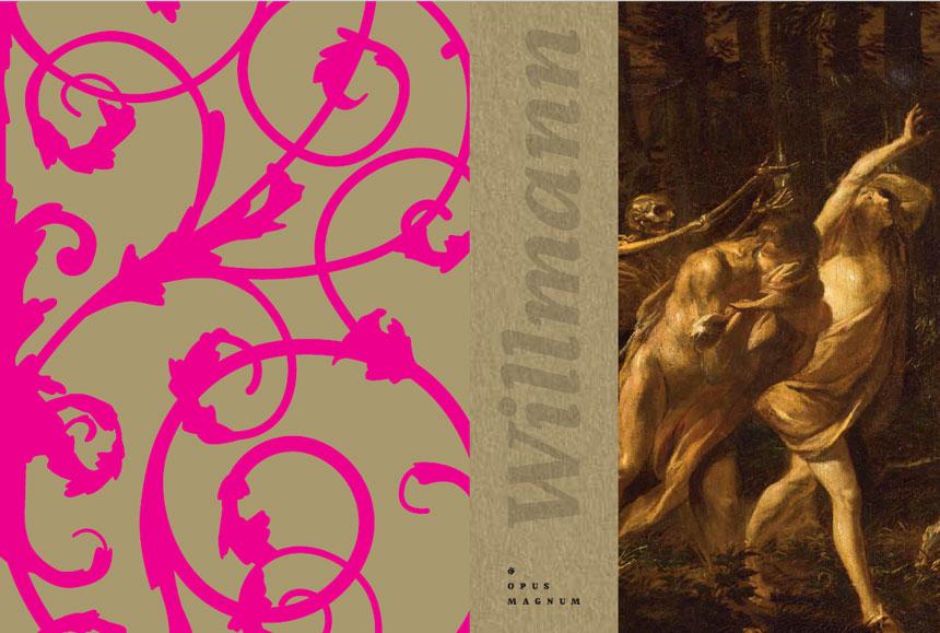 """Album towarzyszący wystawie """"Willmann. Opus magnum"""""""