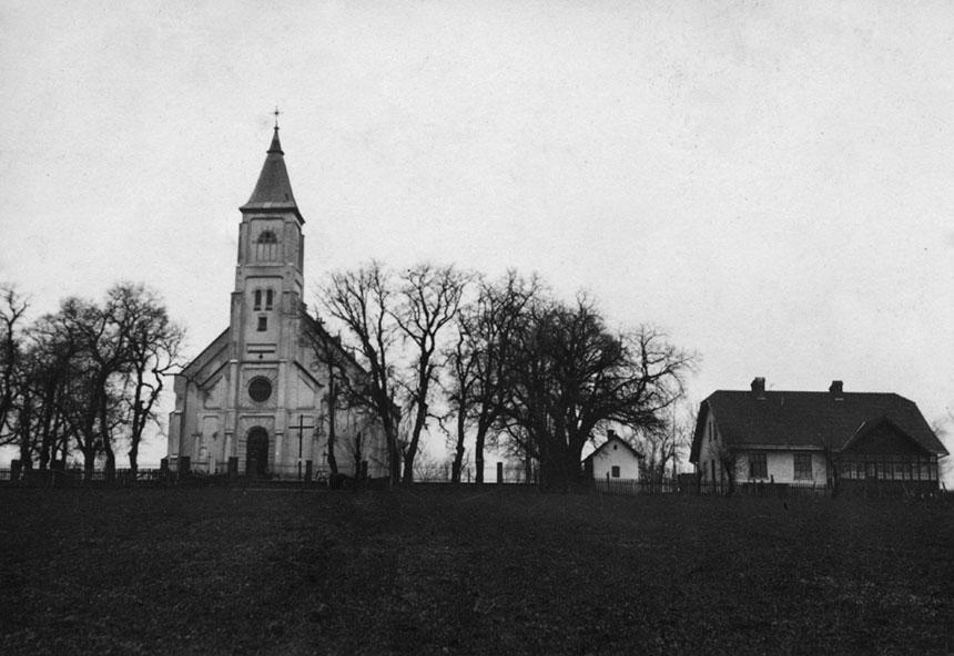 Podlwowska wieś Sokolniki
