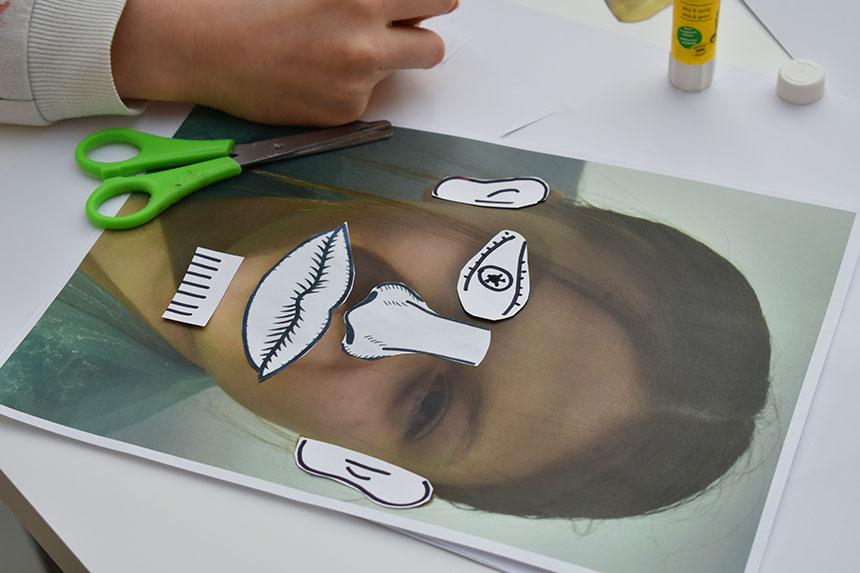 Nos nakwintę – portret