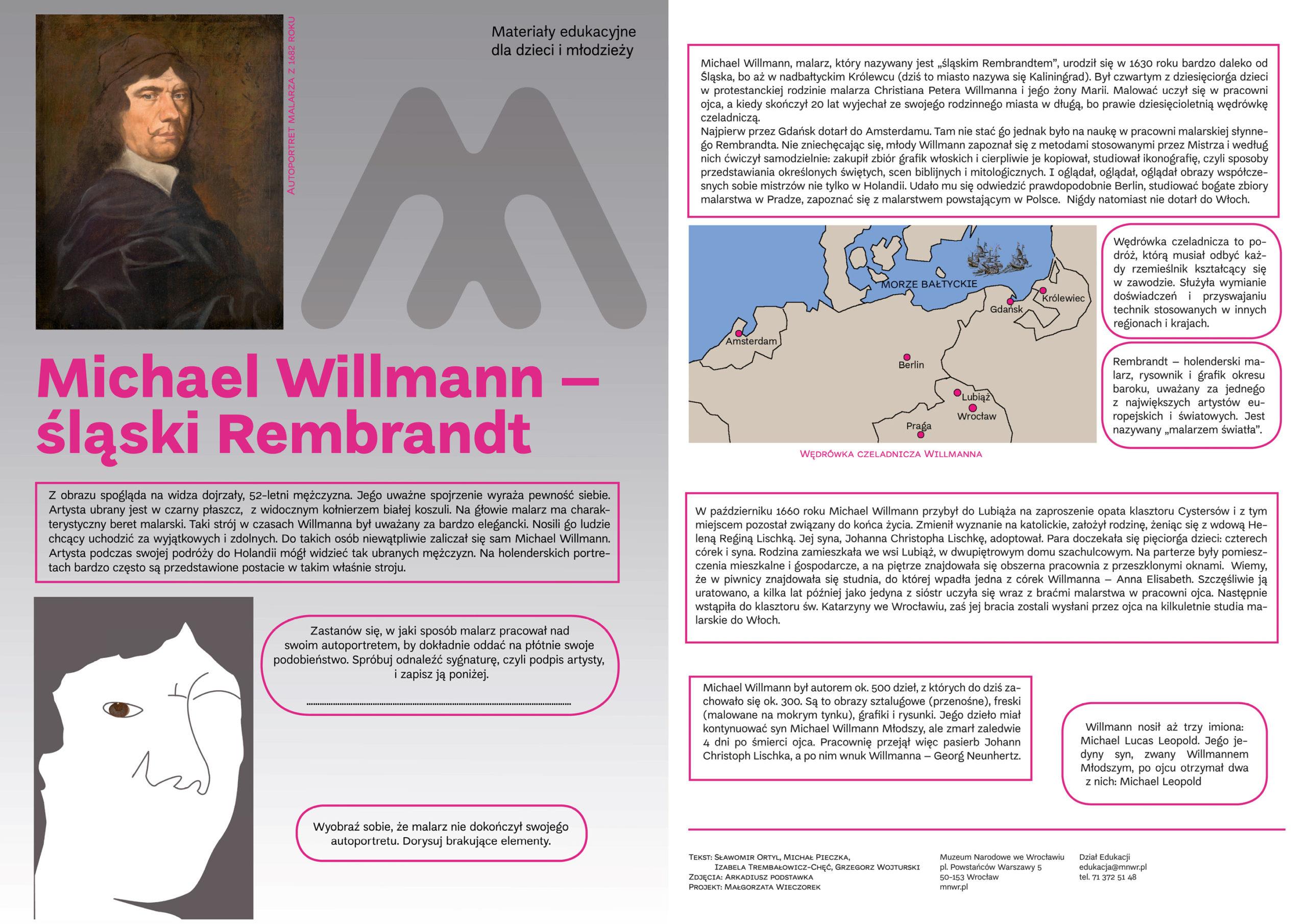 Karta – Michael Willmann
