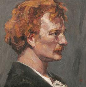 Portret I. J. Paderewskiego