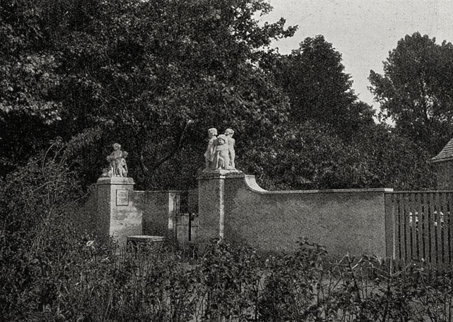 Ogród Paula Schmitthennera