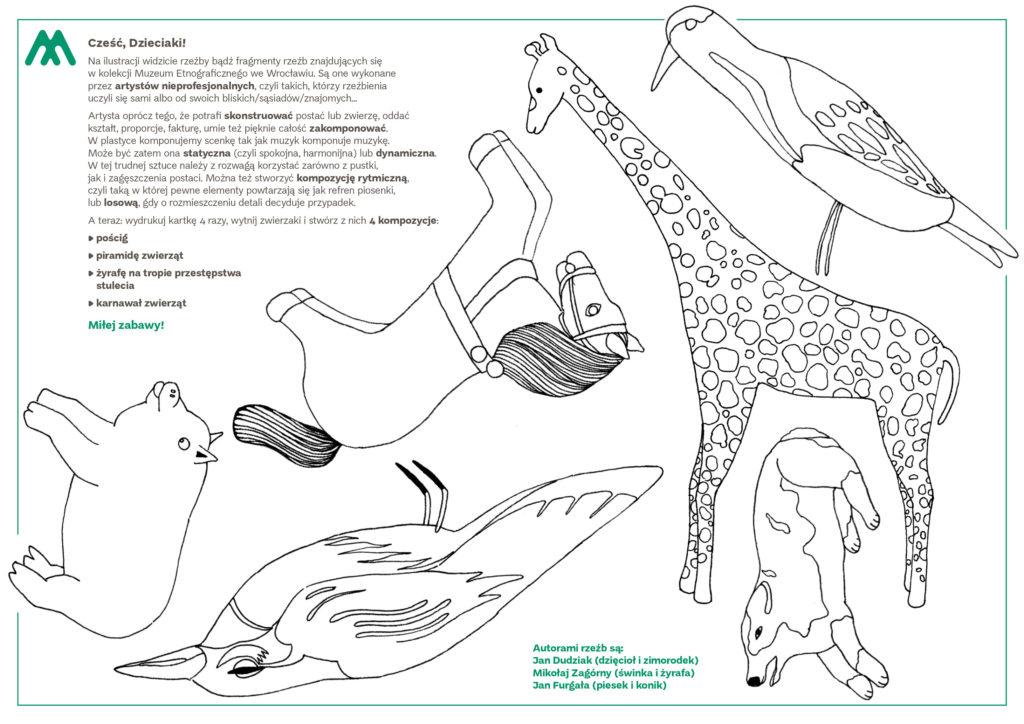 Etnozabawy – zwierzątka