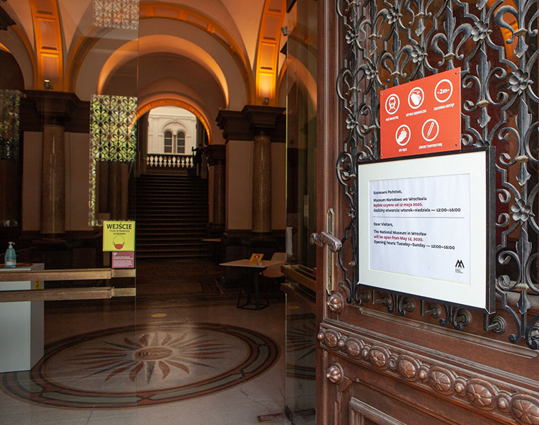 Otwarcie Muzeum dla zwiedzających