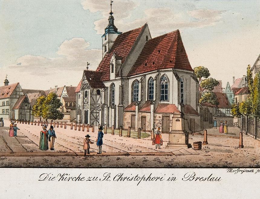 kościół pw.św.Krzysztofa