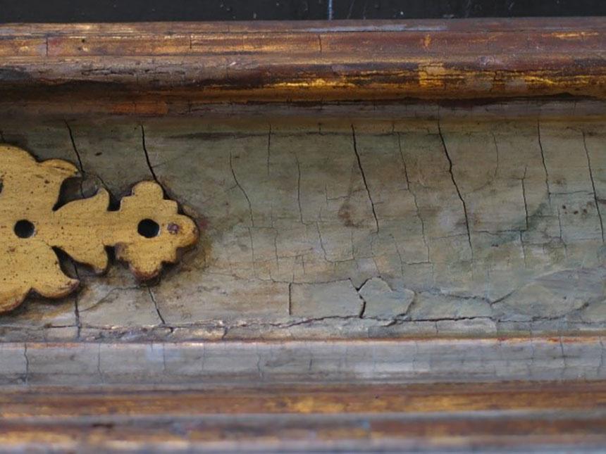 Fragment tablicy pamiątkowej Wenceslausa Wolgemuta z1604