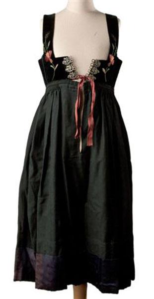 suknia cieszyńska