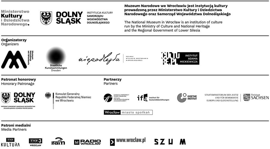 logotypy współorganizatrow i partnerów