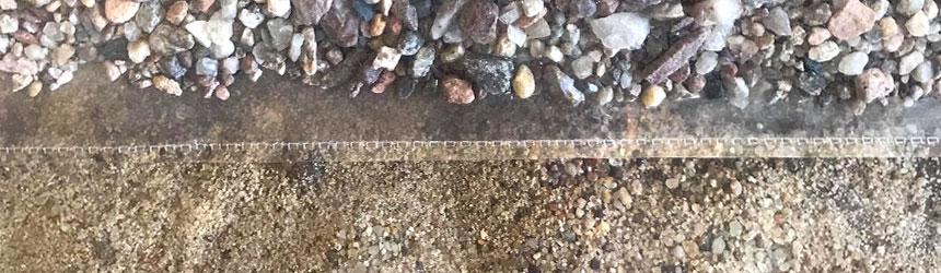 Próbka piasku doMłyna