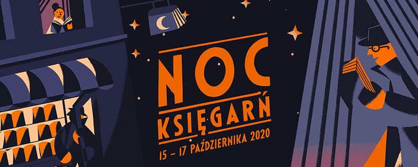 Noc Księgarń – otwarcie nowej księgarni wMNWr