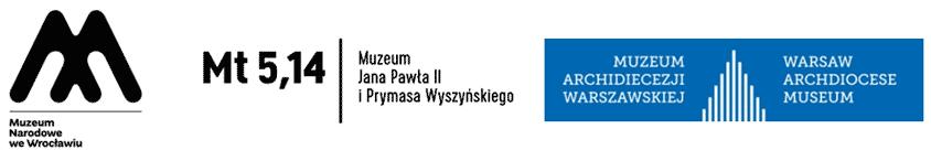 logotypy muzeów MNWr iwarszawskich