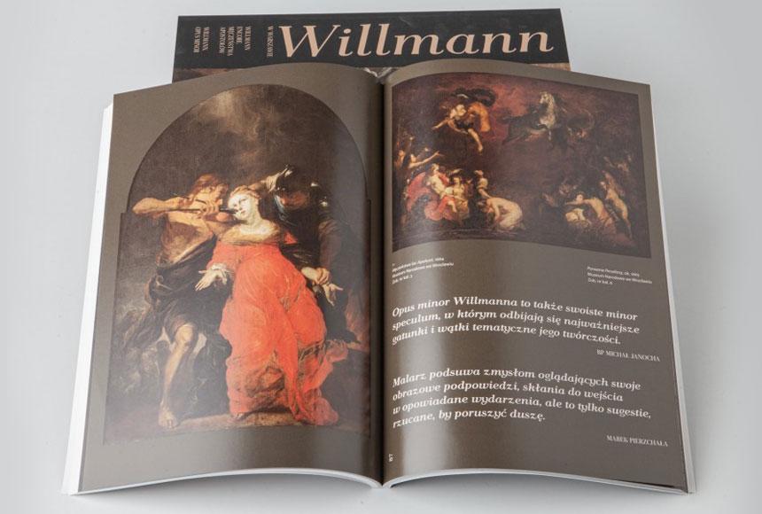 Katalog Willmann wWarszawie