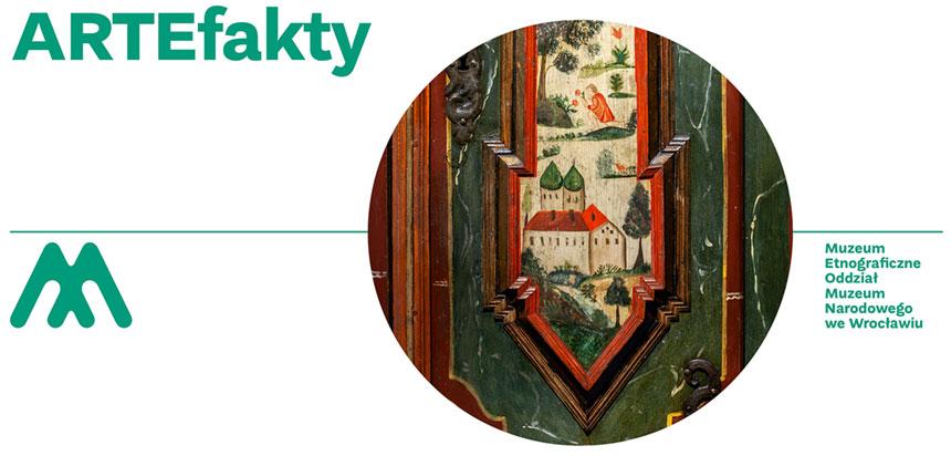 Artefakty - baner zfragmentem malunku nameblach