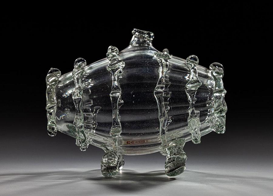 szklana beczułka