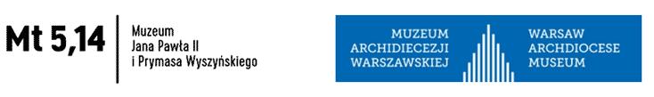 Logotypy muzeum archidiecezjalnego
