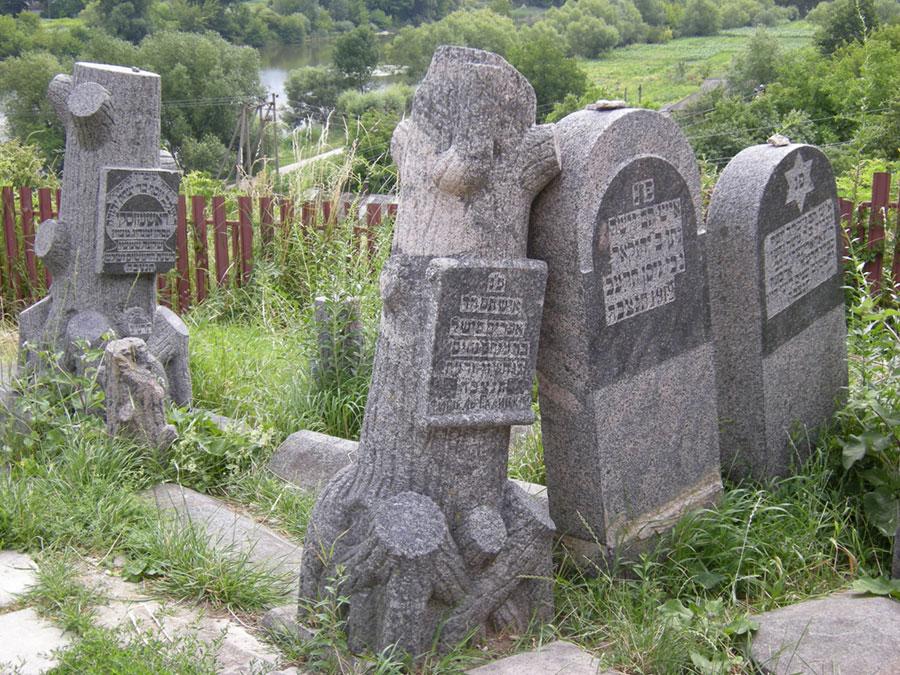 stary żydowski cmentarz (kirkut)