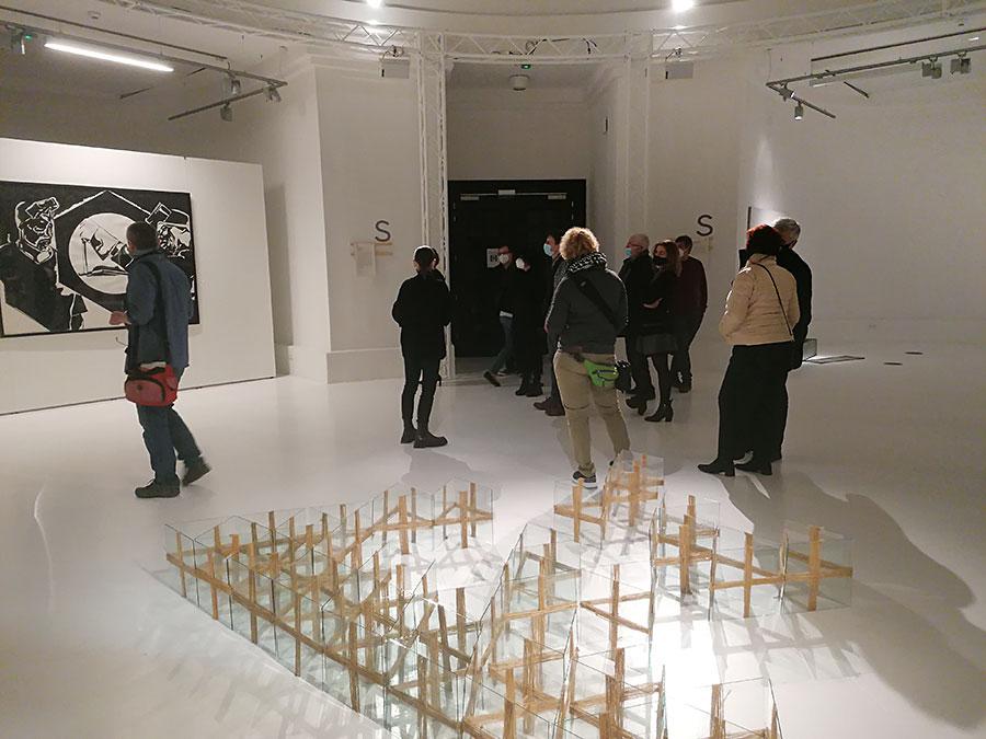 Preview najnowszej wystawy wPawilonie Czterech Kopuł