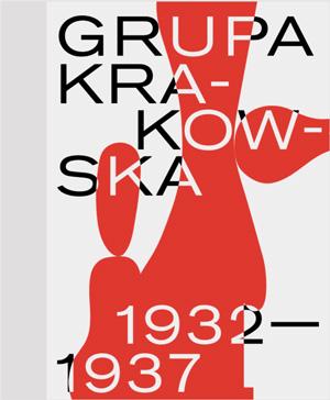 Okladka książki Grupa Krakowska