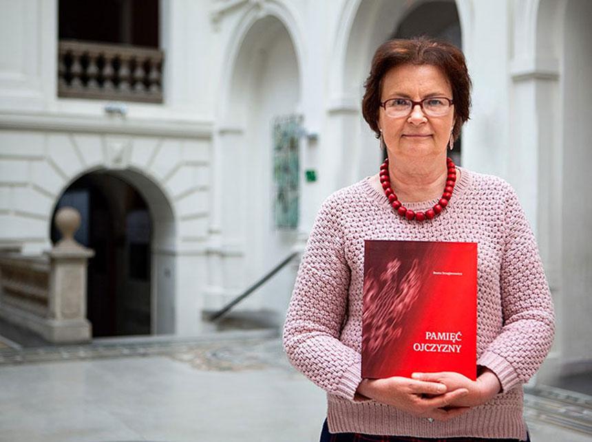 Beata Stragierowicz, Pamięć ojczyzny, Wrocław 2018
