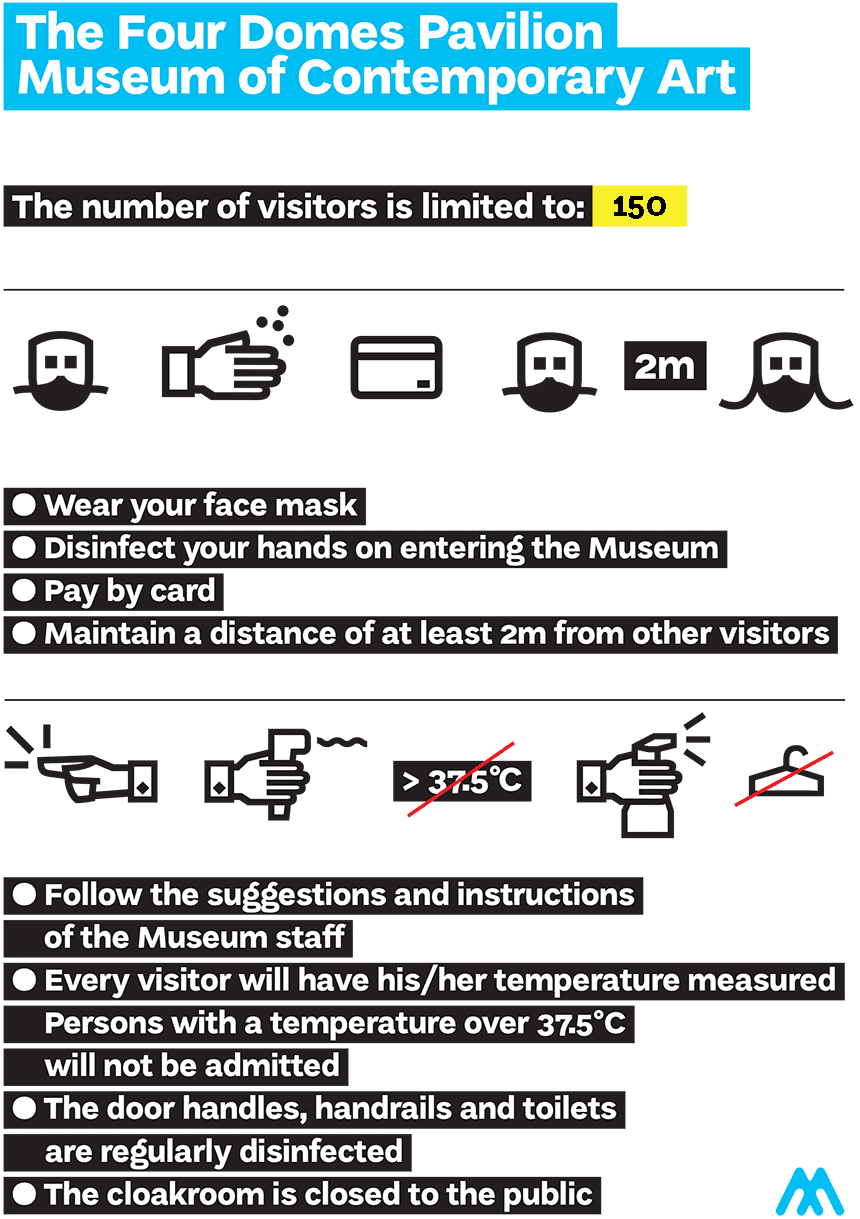 Annex to the visiting rules