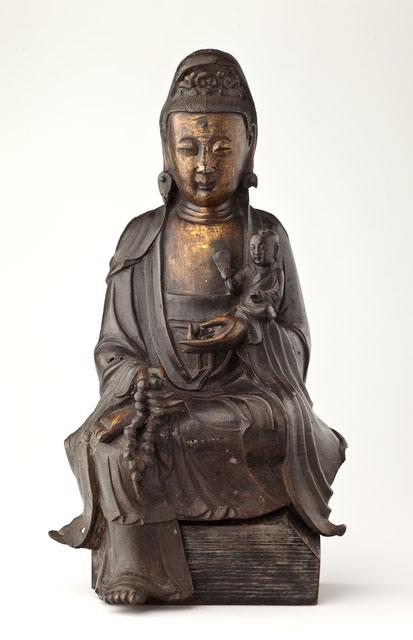 Statuetka Guanyin