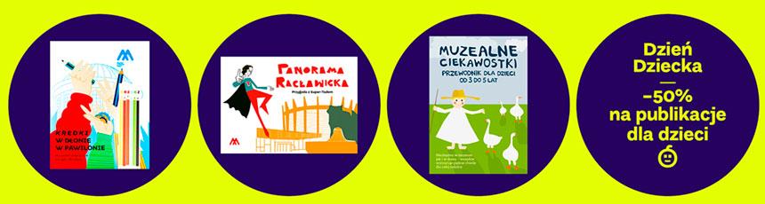 Dzień Dziecka wksięgarni Muzealna