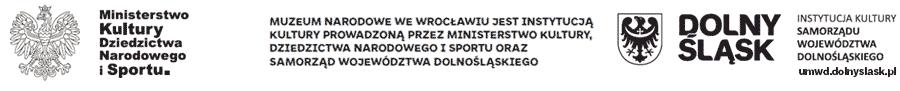 logotypy Ministerstwa Kultury orazUrzędu Marszałkowskiego Dolnego Śląska