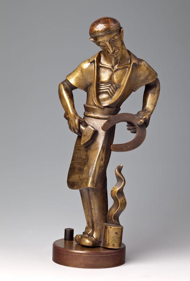 rzeźba zbrązu