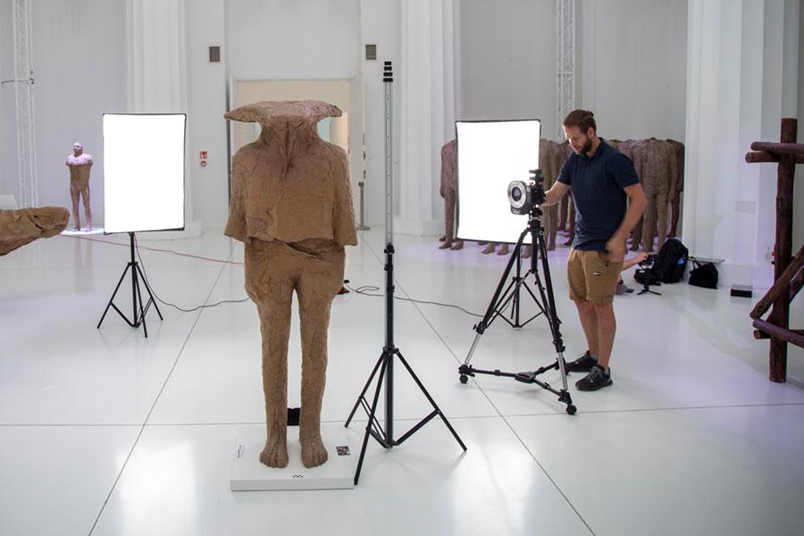 Abakanowicz 3D