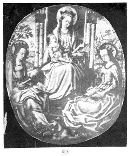 czarno-biała fotografia przedstawiająca matkę zdzieciątkiem