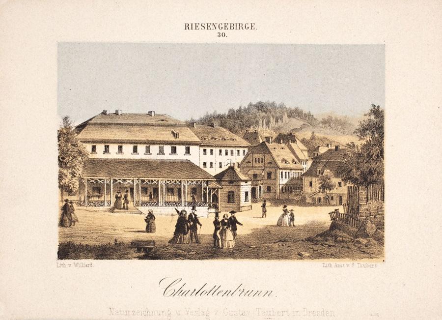 Kurort Charlottenbrunn