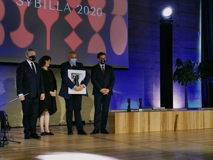 Wręczenie nagrody Sybilla 2020