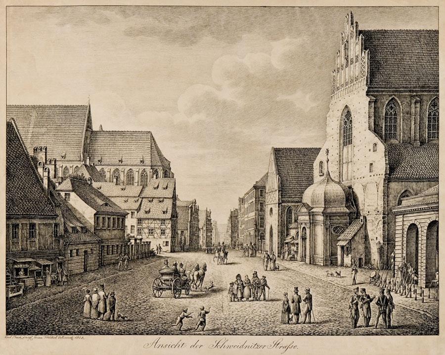 Wrocław według Bacha